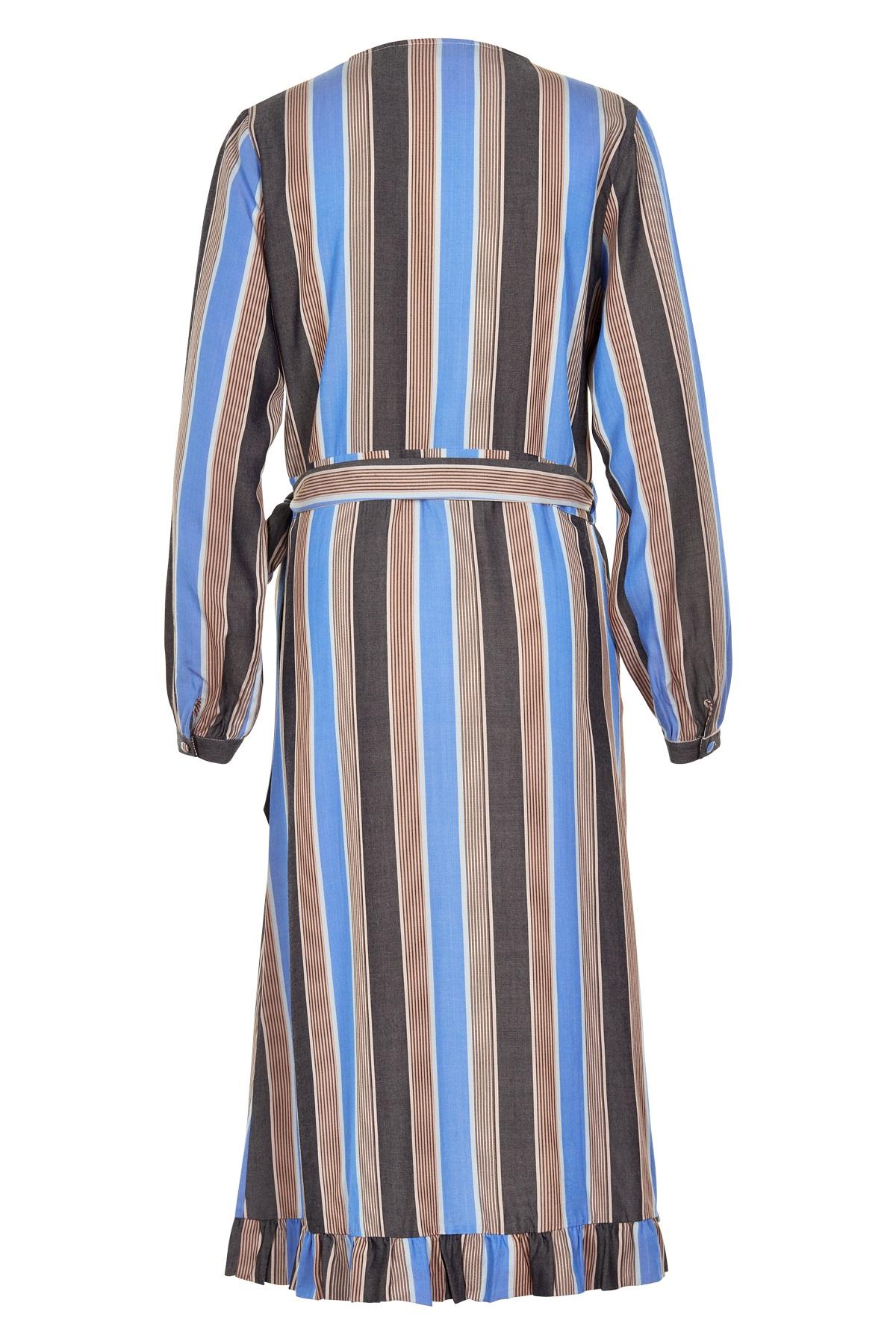 38647e7857ce NÜmph 7219823 JEMIMA Dámské šaty modré