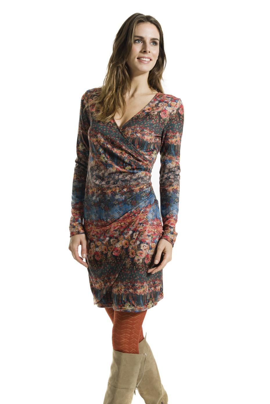 6a0b2a39a1e3 Dámské šaty Smash AVELINA šaty oranžová