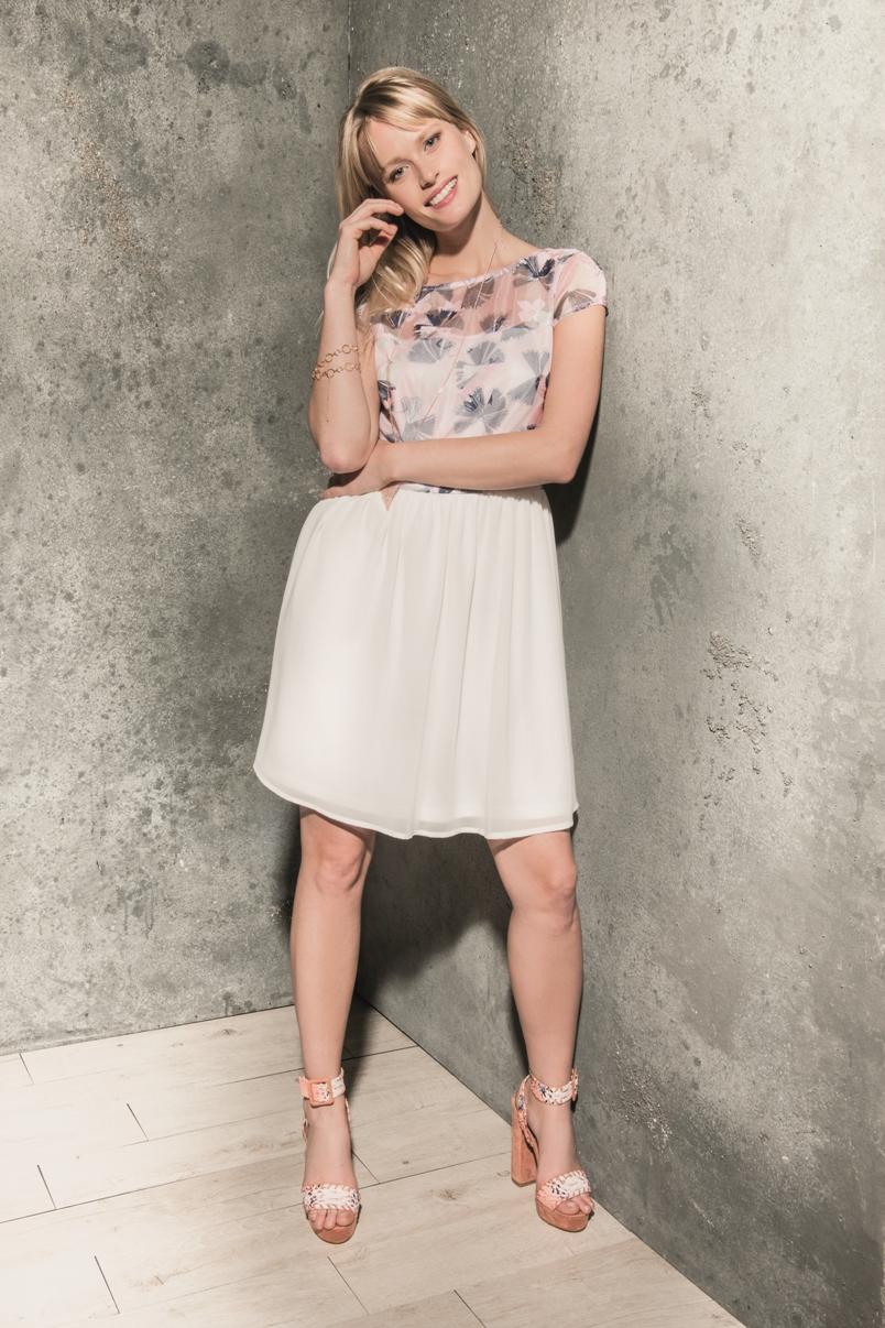 Ryujee DAYANE šaty růžová velikost L