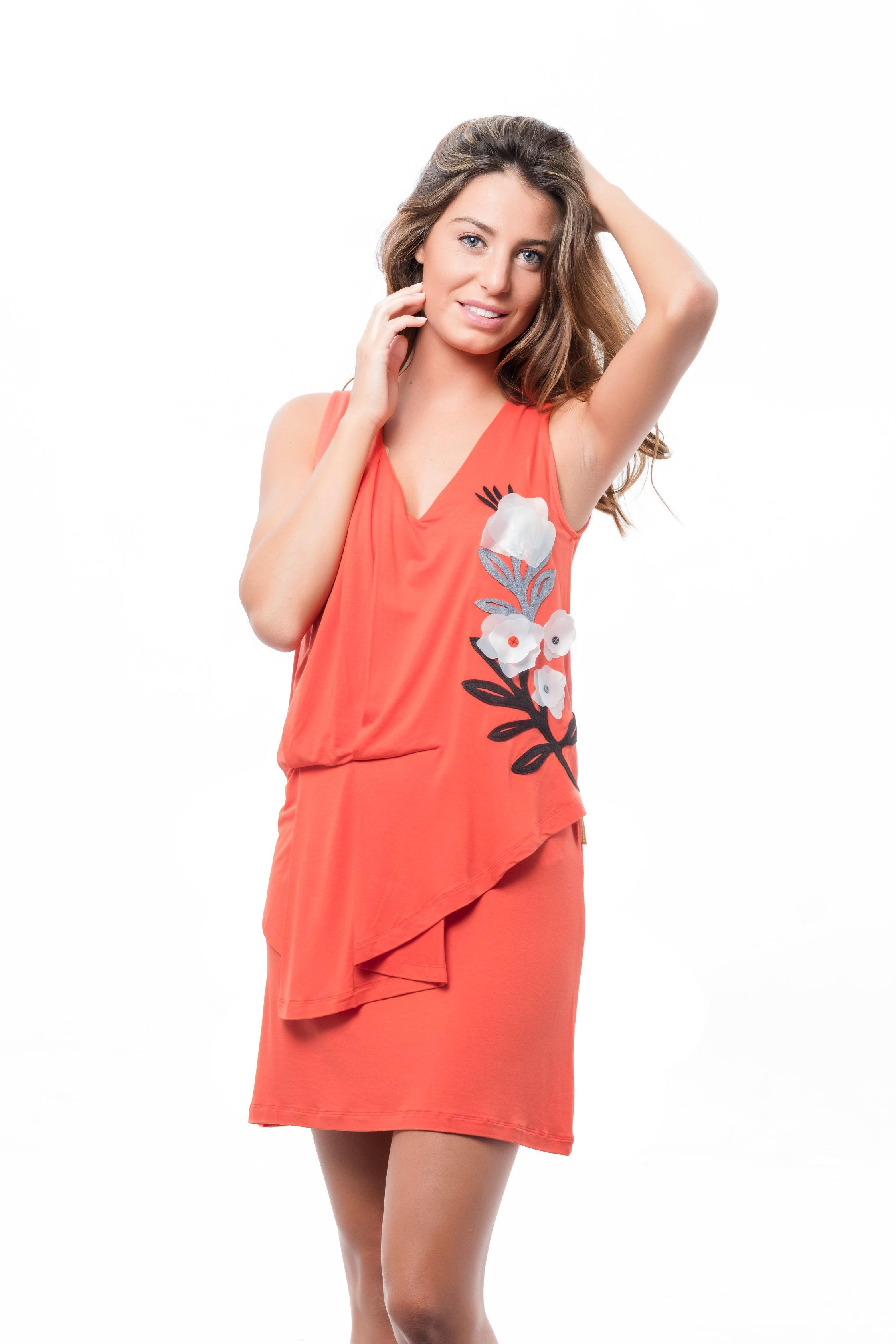 Mamatayoe Granada Dámské šaty oranžová. 1 574 Kč 2 249 Kč bbefdc71bb