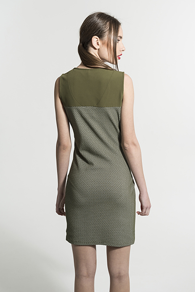 02ded8b68db Smash SONIA Dámské šaty tmavo zelená. Pro absolutní zážitek prosím použijte  prohlížeč s javascriptem
