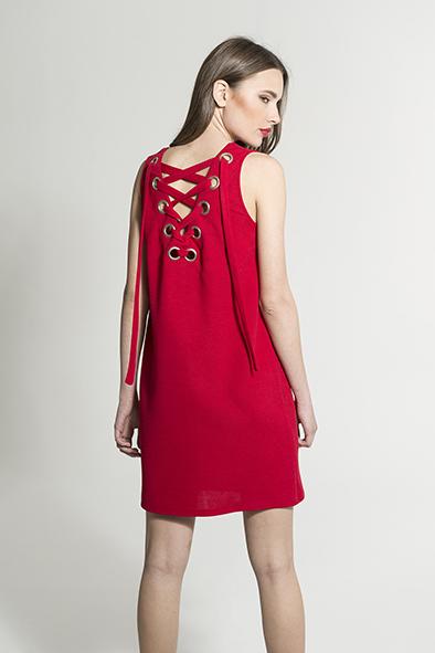 0857dc7b493 Smash MEDUSA Dámské šaty červená. Pro absolutní zážitek prosím použijte  prohlížeč s javascriptem