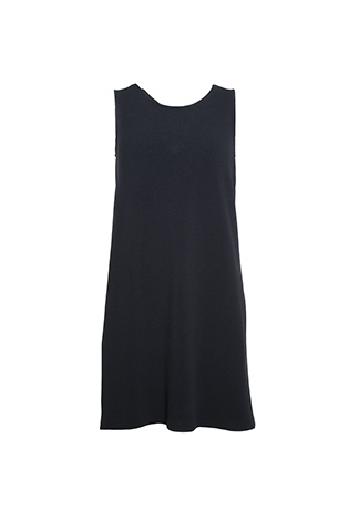 dae6f4f1d4b Dámské šaty Smash MEDUSA tmavě modré bez rukávů