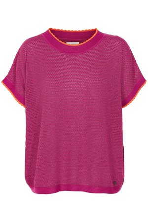 NÜmph 7119221 NEW DARLENE Dámský svetr 3510 FESTIVAL fialová