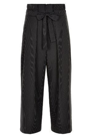 NÜmph 7119611 TOYON Dámské kalhoty 0000 CAVIAR černá