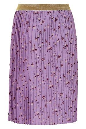 NÜmph 7219103 KALLISTA Dámská sukně 3513 LAVENDULA fialová