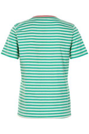 NÜmph 7219301 KACIA Dámské tričko 4502 AQUA GREEN zelená