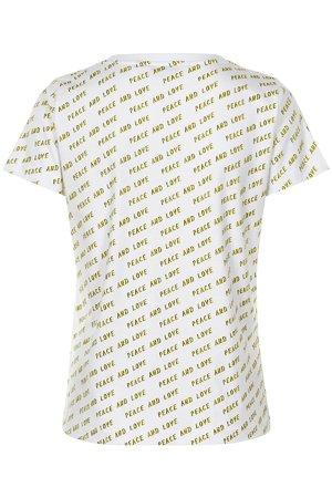 NÜmph 7219326 KAITLYNN Dámské tričko 9000 B. WHITE bílá