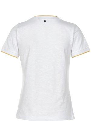 NÜmph 7219330 KERRY Dámské tričko 9000 B. WHITE biela