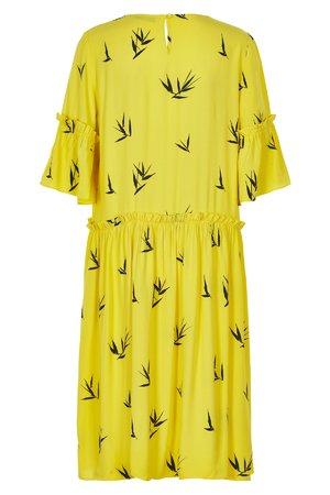 NÜmph 7219824 JEMSA Dámské šaty 1011 MAIZE žltá