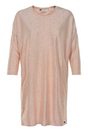 NÜmph 7219829 NEW IRENE Dámské šaty 5507 MORGANITE růžová