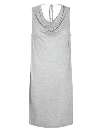 NÜmph CLANCY Dámské šaty šedá