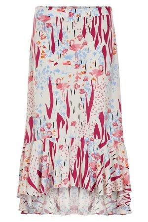 NÜmph 7319103 KIRANDA Dámská sukně 2009 G. ROSE růžová