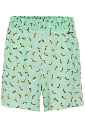 NÜmph 7319605 NEW CONSTANZA Dámské šortky 4029 BROOK GR zelená