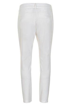 NÜmph 7319606 BABASAN Dámské nohavice 9000 B. WHITE biela