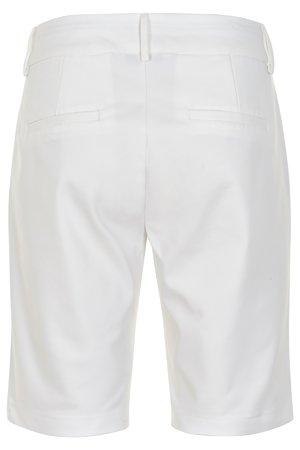 NÜmph 7319607 BABALIN Dámské šortky 9000 B. WHITE biela