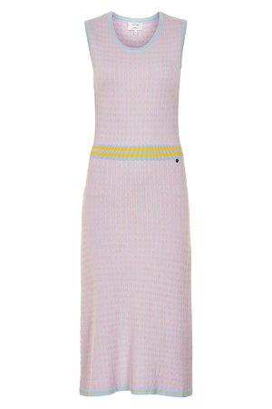 NÜmph 7319809 KIRSI Dámské šaty 2517 BLUSH růžová