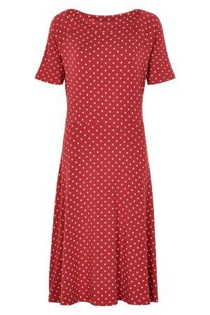 NÜmph 7319817 KORA Dámské šaty 2009 G. ROSE růžová