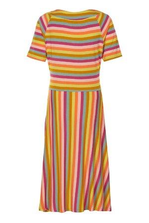 NÜmph 7319817 KORA Dámské šaty 6001 MULTI ST mix barev barev
