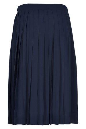 NÜmph 7419109 LIESL Dámská sukně 3038 SAPPHIRE tmavě modrá