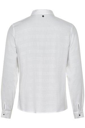 NÜmph 7519029 EMMALOU Dámská košile 9000 B. WHITE bílá
