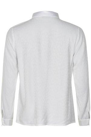 NÜmph 7519030 MOSELLE Dámská košile 9000 B. WHITE bílá