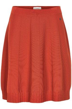 NÜmph 7619103 NULILLYPILLY SKIRT Dámská sukně 2013 KETCHUP oranžová
