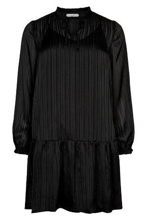 NÜmph 7619823 NUMERIBAH DRESS Dámské šaty 0000 CAVIAR černá