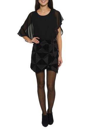 Smash GALICIA sukne čierna