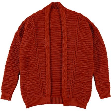 Mismash TAPIRO sveter oranžová