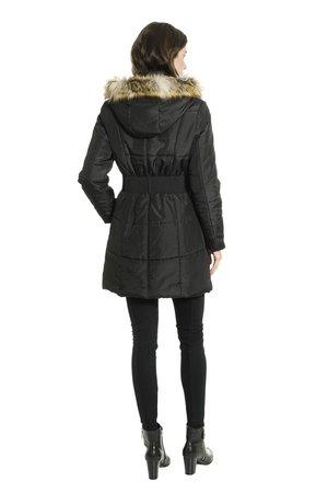 Smash JANE kabát čierna