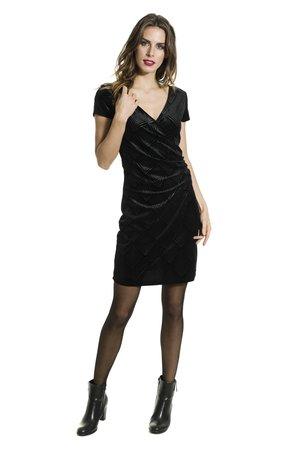 Smash AVELINA šaty A1783432 černá