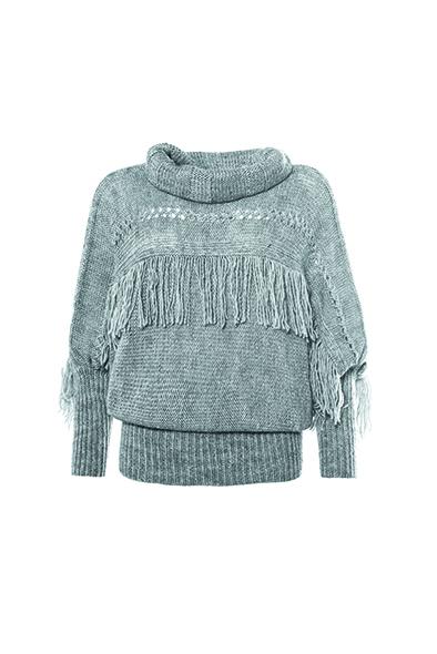 Smash UNIMAK Dámský sveter šedá