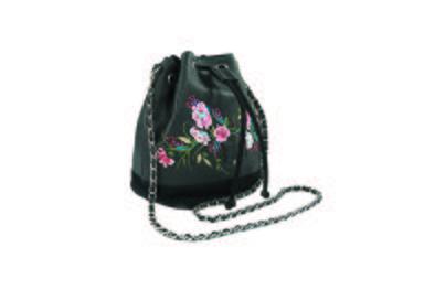 Smash SALSA Dámská kabelka černá jedna velikost