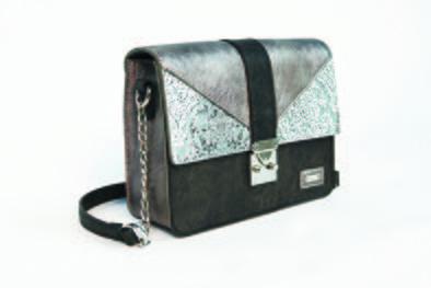 Smash RUNDUMA Dámská kabelka stříbrná jedna velikost