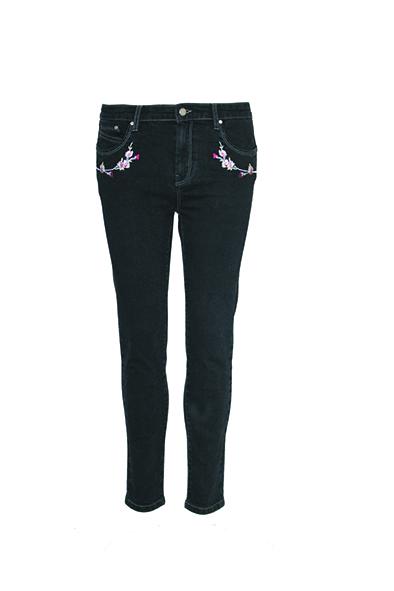 Smash LAUT Dámské kalhoty černá