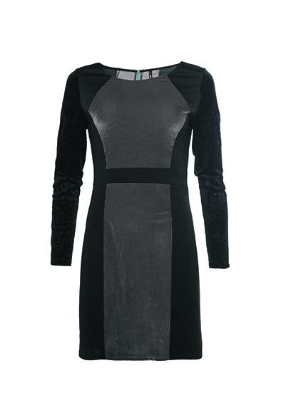 Smash SUMATRA Dámské šaty černá