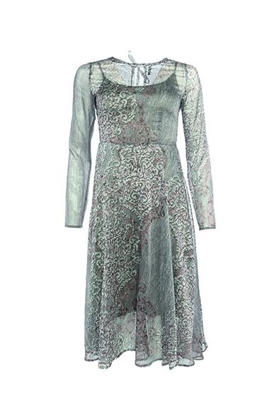Smash YAMDENA Dámské šaty šedá