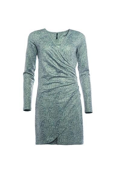 Smash AVELINA Dámské šaty šedá  (A1882463)