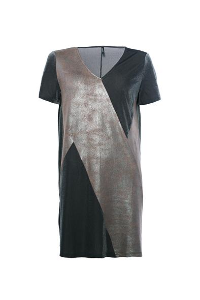 Smash LEMBATA Dámské šaty šedá