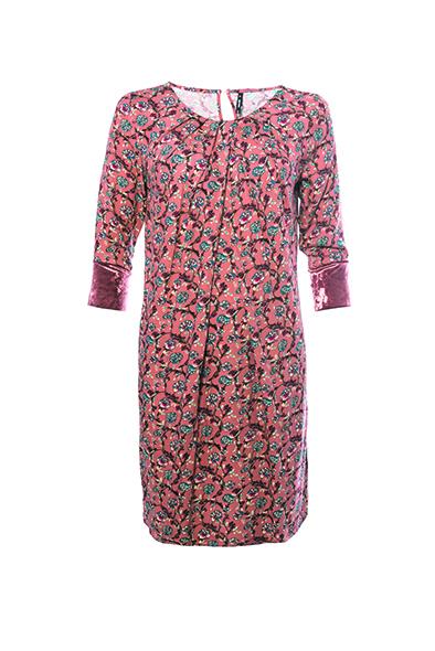 Smash LINETA Dámské šaty růžová