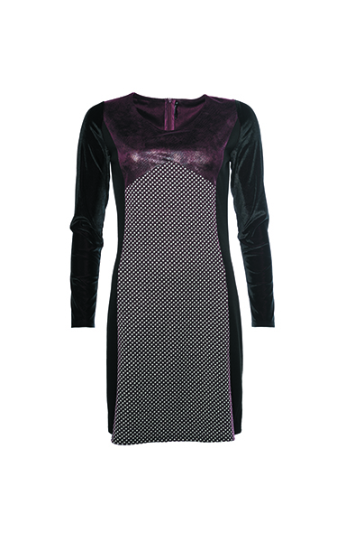 Smash YUCA Dámské šaty černá