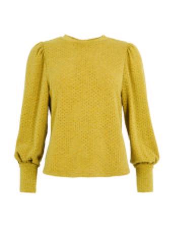 Smash CLARA Dámské tričko žlutá