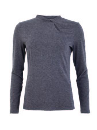 Smash PESKI Dámské tričko tmavě šedá