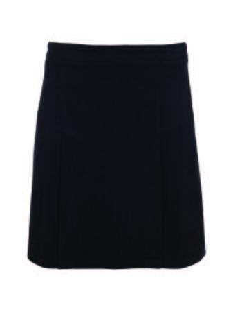 Smash TATIANA Dámská sukně černá