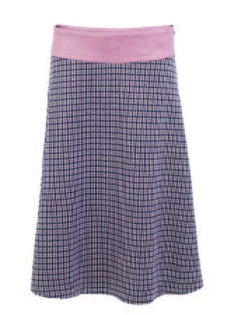 Smash PLOCE Dámská sukně růžová