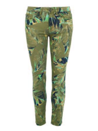 Smash HAPPY Dámské kalhoty zelená  (A1968414)