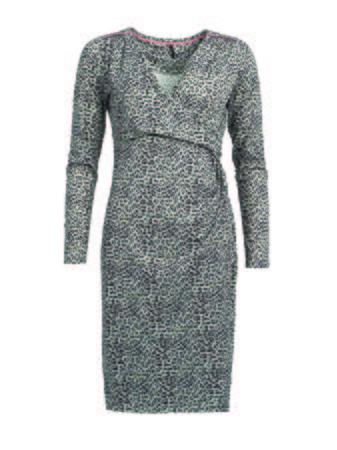 Smash DAPHNE Dámské šaty šedá