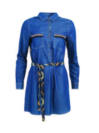 Smash MERITXEL Dámské šaty tmavě modrá