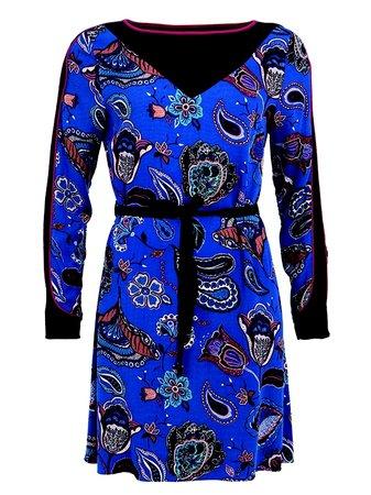 Smash AVERI Dámské šaty modrá